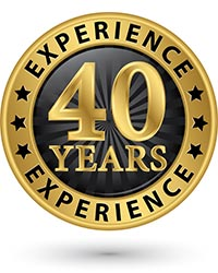 Experience Of 40 Years